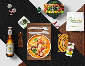 thai-etterem-brand-tervezes,-csomagolas-design,-branding