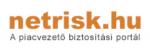 netrisk logo logó tervezés arculattervezés