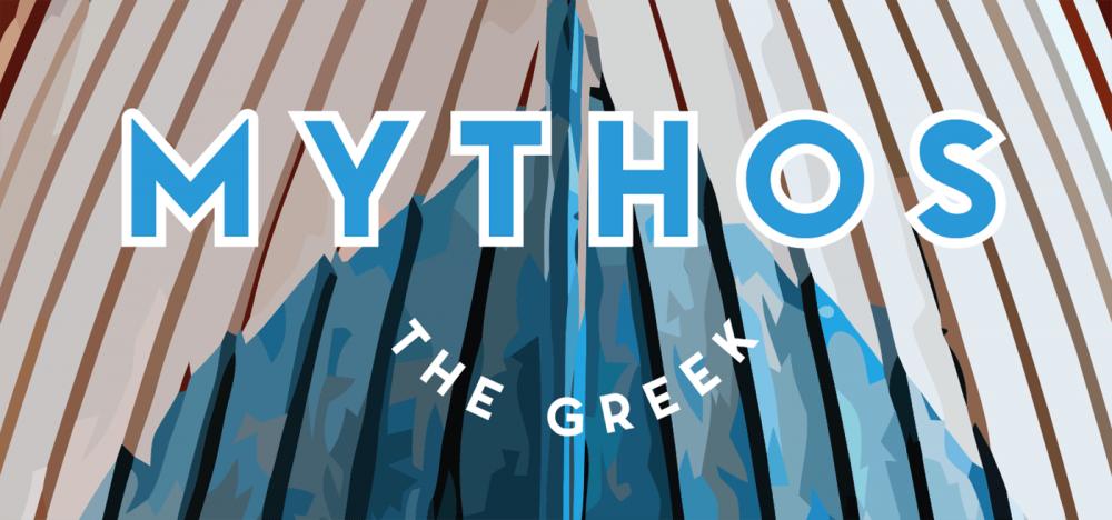 mythos greek logo