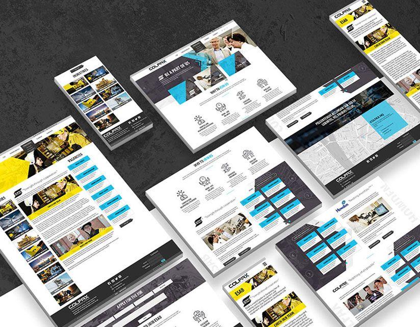 webdesign tervezes Ux wireframe tervezés