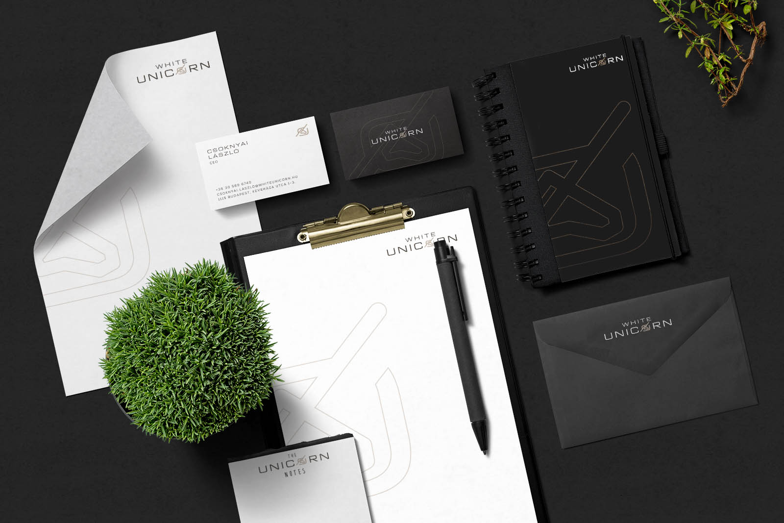 branding startup design arculattervezés
